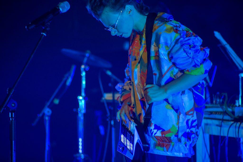 21 Downbeat @ Kino in der Kulturbrauerei – Photo: Käthe deKoe
