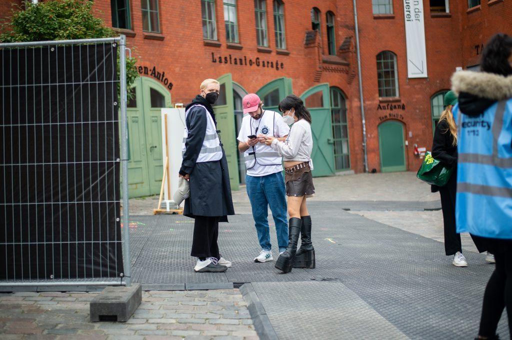 »Pop-Kultur« 2021 – Moods – Photo: Käthe deKoe