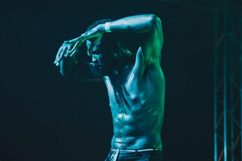 Floyd Lavine presents Omang @ Palais – Photo: Christoph Mangler