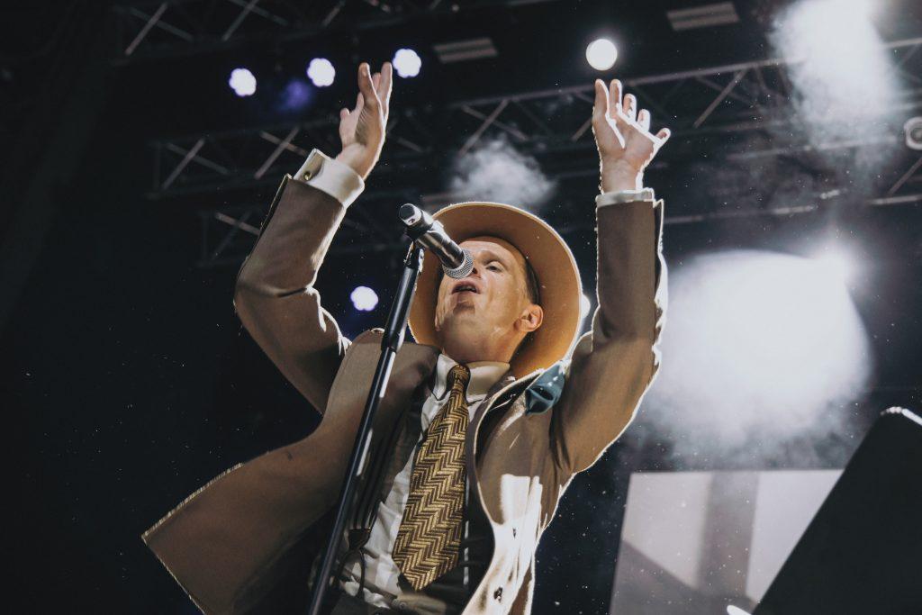 »I'm only Dancing – Scheer singt Bowie« @ Kesselhaus – Photo: Christoph Mangler