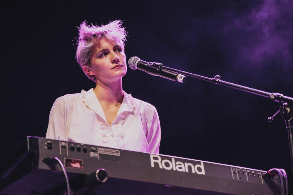 Stella Sommer @ Kesselhaus – Photo: Christoph Mangler