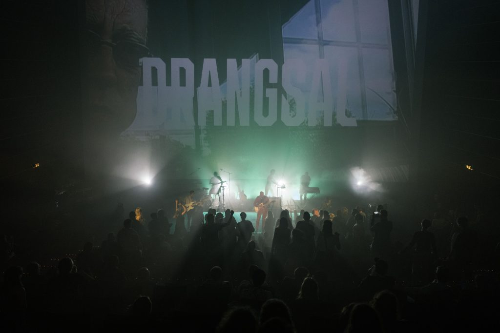 Drangsal @ Kino in der Kulturbrauerei – Photo: Camille Blake