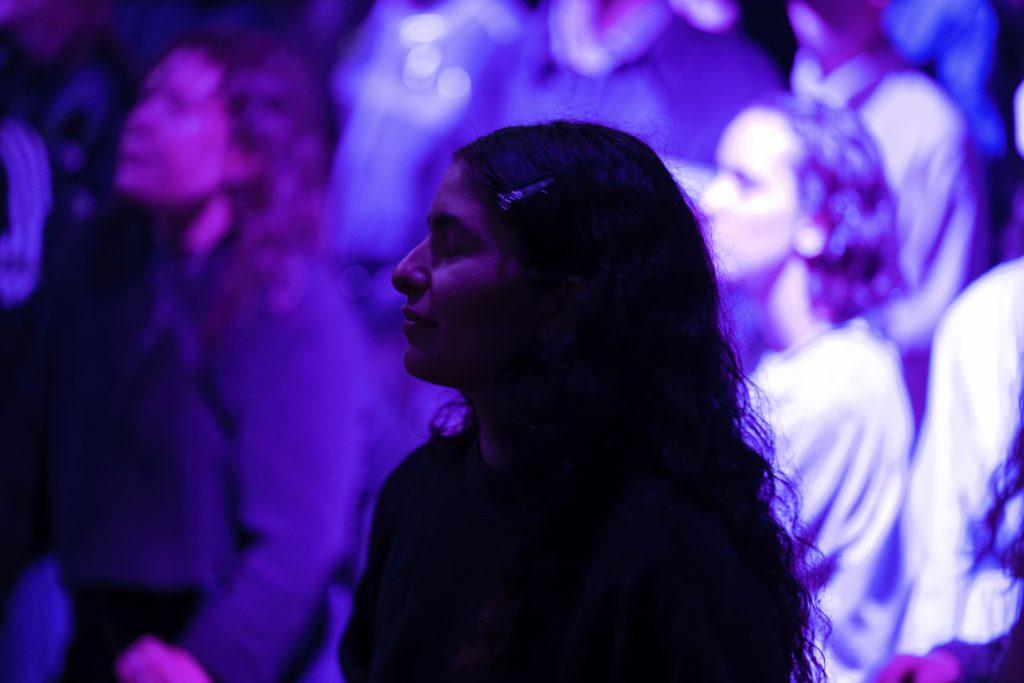 Erika de Casier @ Pavillon – Photo: Dominique Brewing