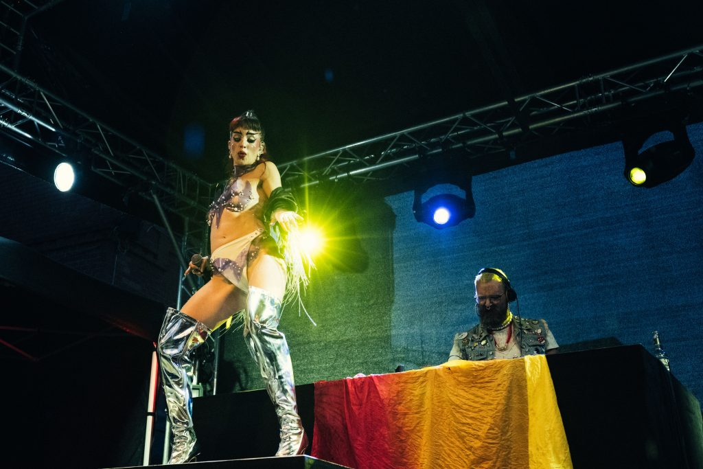 KARMA SHE @ Pavillon – Photo: Camille Blake