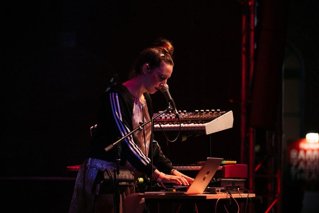 Melentini @ Pavillon – Photo: Camille Blake