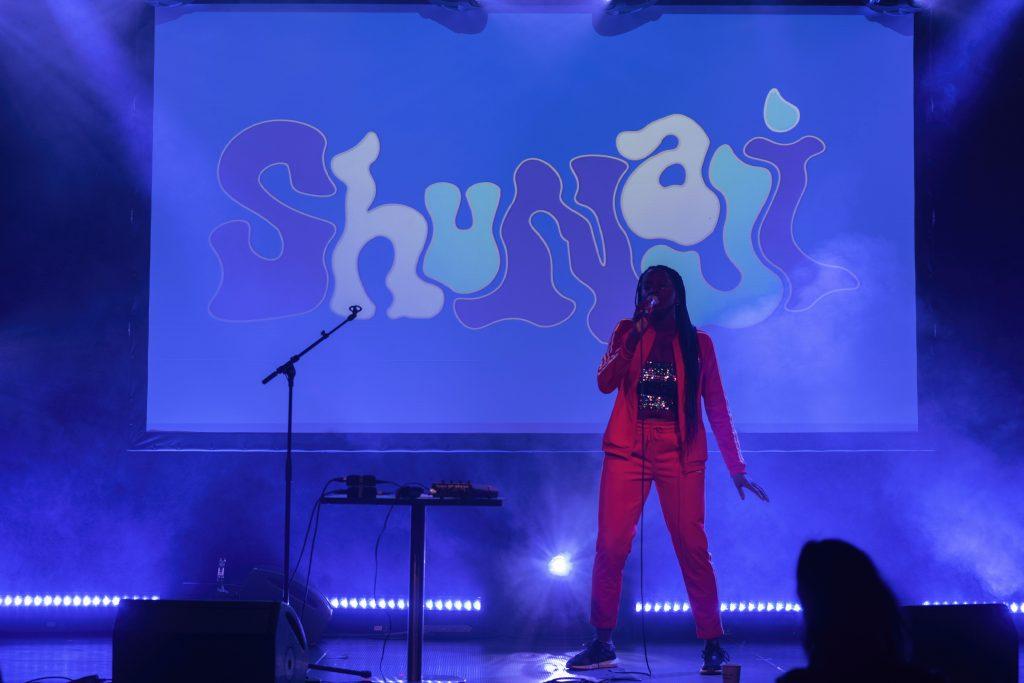 Night School Berlin: Shunaji @ Palais – Photo: Dominique Brewing