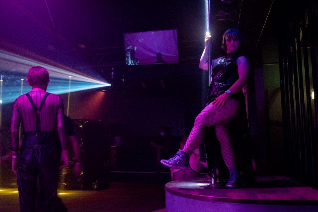 Studio 21 – Ein immersiver Club @ Soda Club – Photo: Käthe deKoe