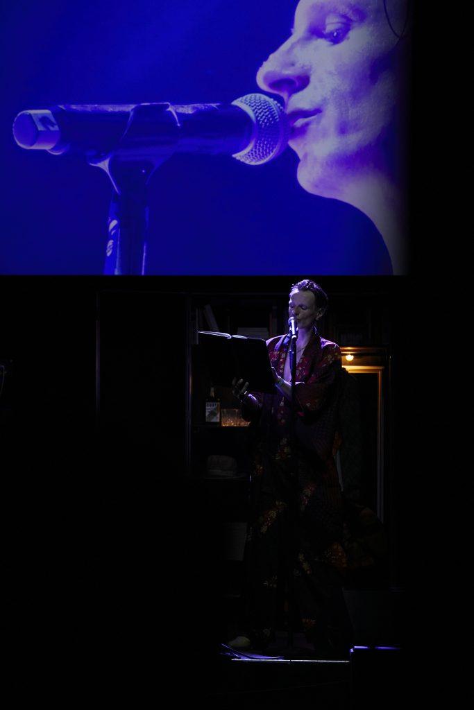 »I'm only Dancing – Scheer singt Bowie« @ Kesselhaus – Photo: Phillip Zwanzig
