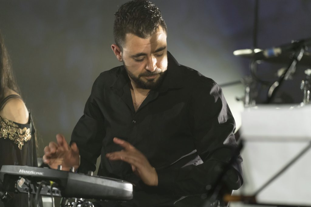 Simav Hussein @ Kino in der Kulturbrauerei – Photo: Dominique Brewing
