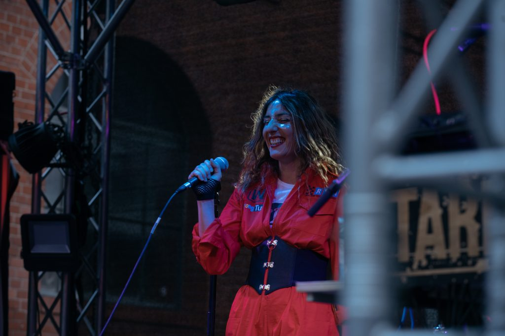StarBabe @ Pavillon – Photo: Camille Blake