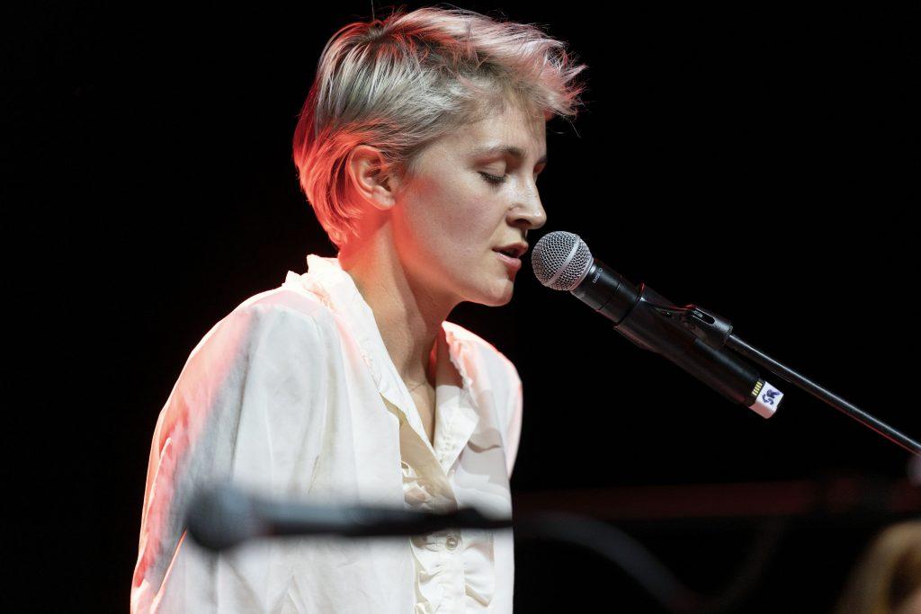 Stella Sommer @ Kesselhaus – Photo: Dominique Brewing