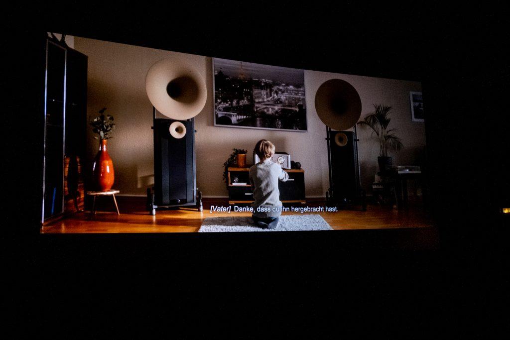 »Tremolo – Ein Film über Musik für Gehörlose und Hörende« / Film & Talk @ Kino in der Kulturbrauerei – Photo: Käthe deKoe